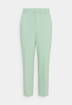 HANNELISE - Pantalones - granite green