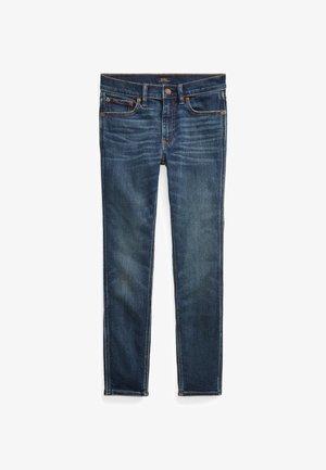 TOMP MR CRO - Jeans Skinny Fit - dark indigo