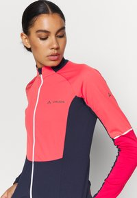 Vaude - WOMENS RESCA WIND TRICOT - Long sleeved top - bright pink - 4