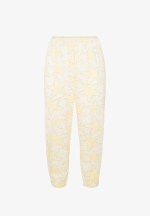 STARFISH 30320013 - Pyjama bottoms - yellow