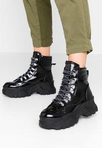 Buffalo - FENDO - Ankle boots - black - 0