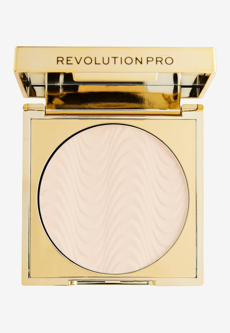 Revolution PRO - CC PERFECTING PRESSED POWDER - Powder - ivory