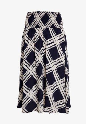 SONDRA SKIRT - A-line skirt - navy org