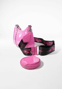 Bershka - Kabelka - neon pink - 3