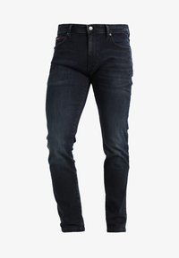 Tommy Jeans - SKINNY SIMON - Jeans slim fit - cobble black - 5