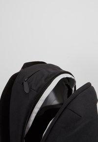 The North Face - W ELECTRA - Rugzak - black heather/white - 7