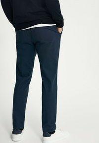 Massimo Dutti - Trousers - blue - 2