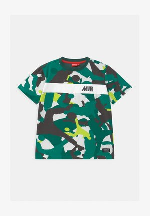 TAYO UNISEX - T-shirts med print - mallard green