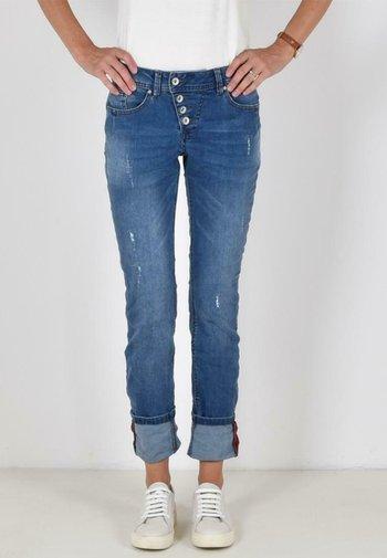 MALIBU - Slim fit jeans - blue