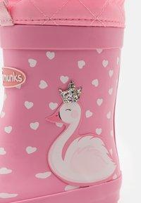 Chipmunks - SWAN - Gummistøvler - pink - 5