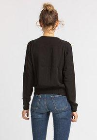 LOVJOI - BOCA - Summer jacket - black - 2
