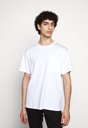 BRAD - Basic T-shirt - white