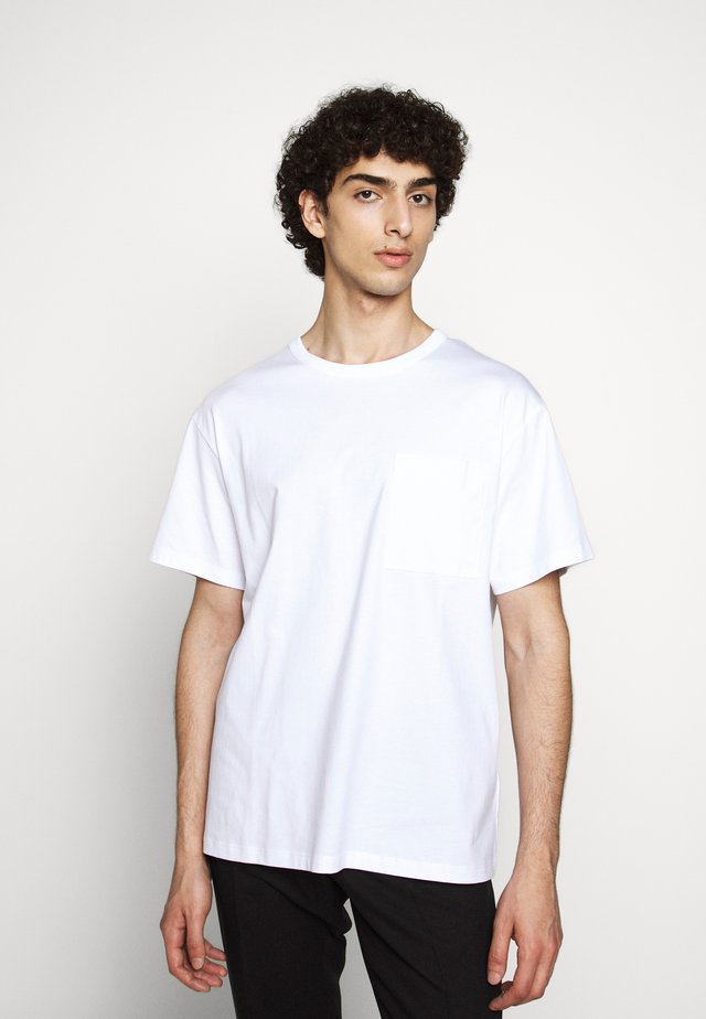 BRAD - T-shirt basic - white