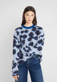 BOSS - INDIANIS - Sweatshirt - blue - 0