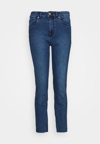 Jeans slim fit - bright blue denim