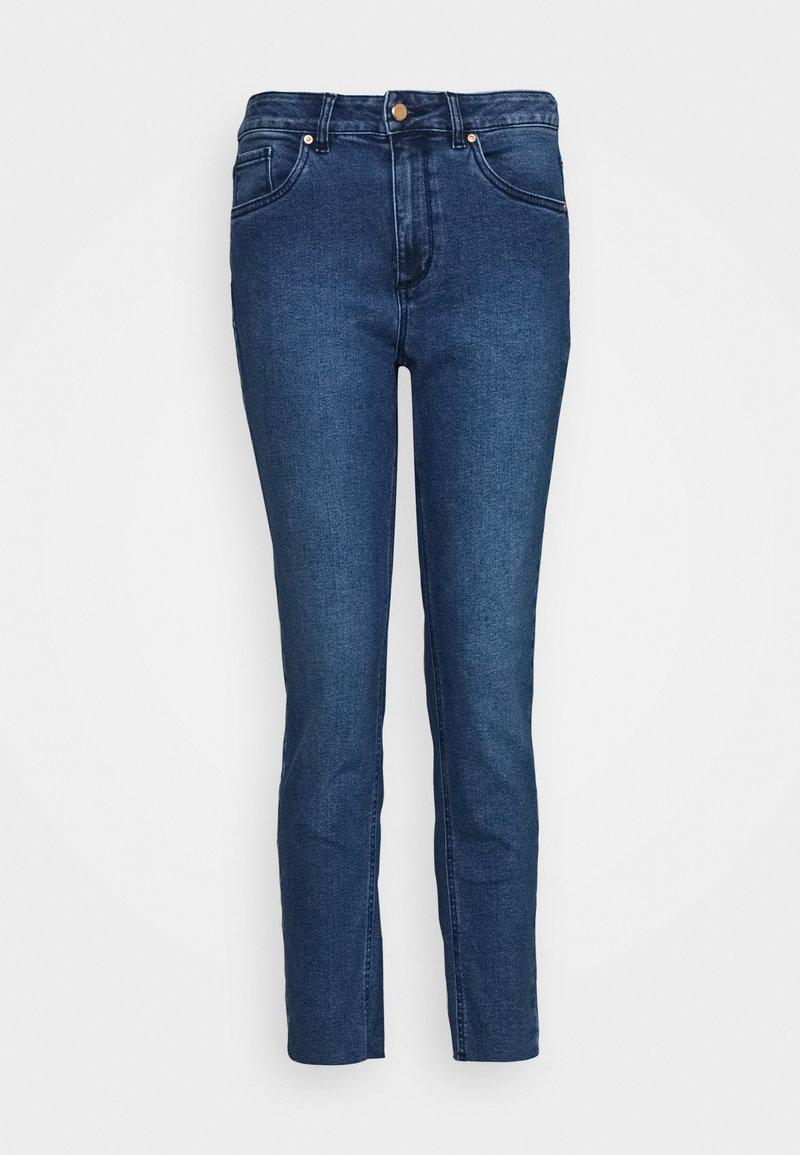 mine to five TOM TAILOR - Jeans slim fit - bright blue denim