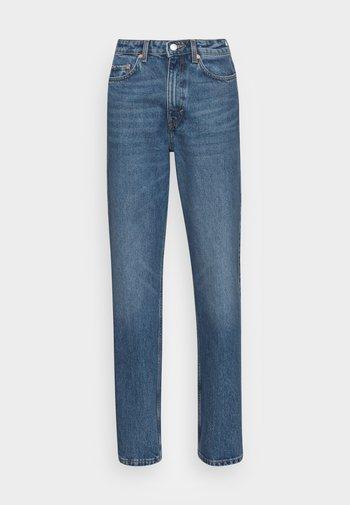 ROWE - Jeans a sigaretta - deep blue