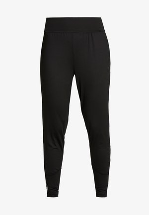 STUDIO TAPERED PANT - Tracksuit bottoms - puma black