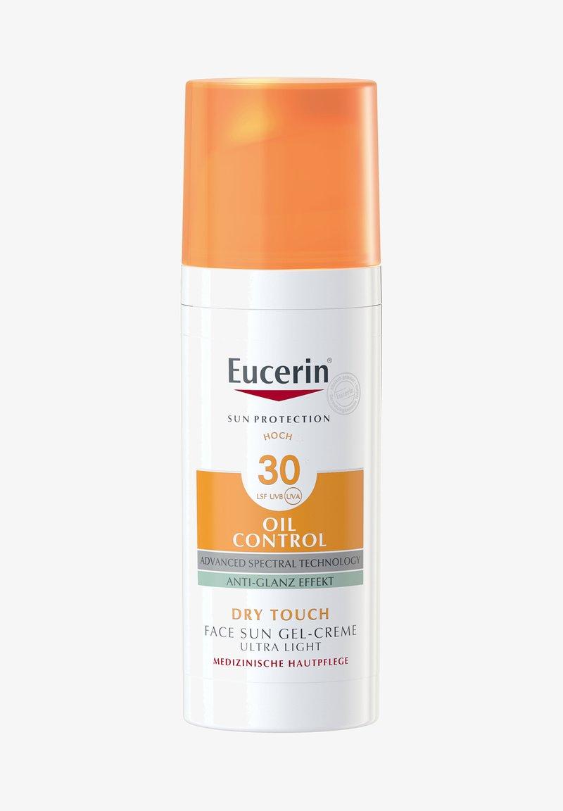 Eucerin - SONNENSCHUTZ SUN GEL-CREME OIL CONTROL LSF 30, ANTI-GLANZ - Sun protection - -