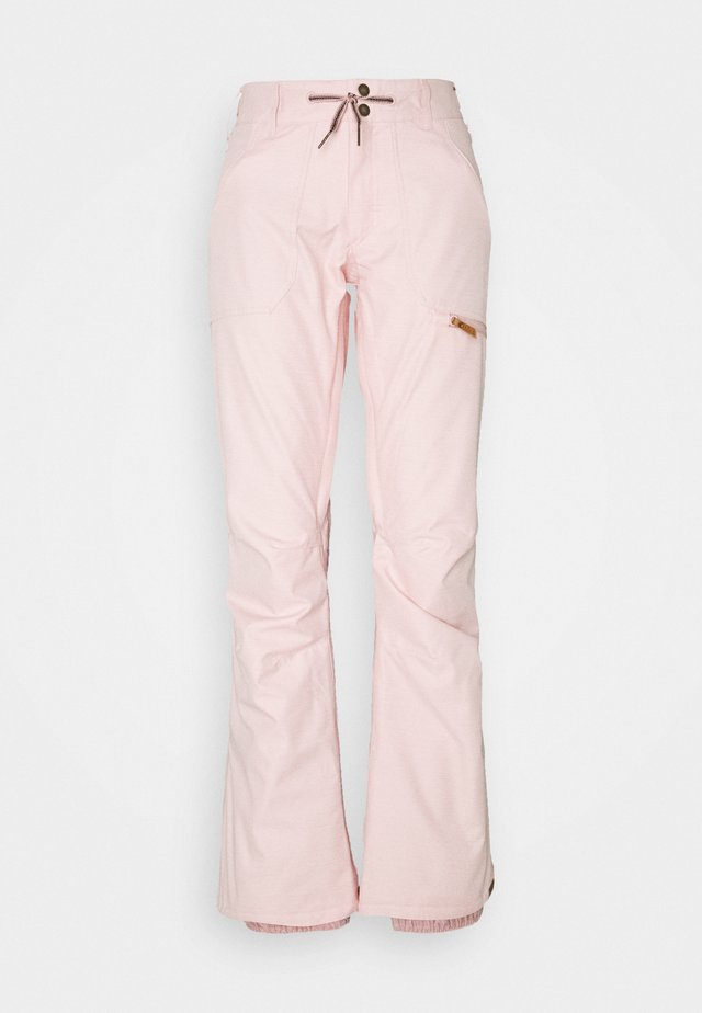 NADIA - Snow pants - silver pink