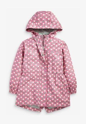 WAXY - Lehká bunda - pink
