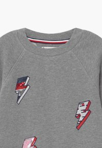 Tommy Hilfiger - LIGHTING BOLT CREW - Sweater - grey - 2
