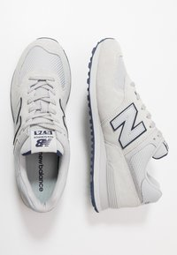 New Balance - Zapatillas - grey - 1