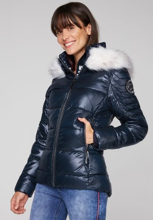 Winter jacket - blue navy