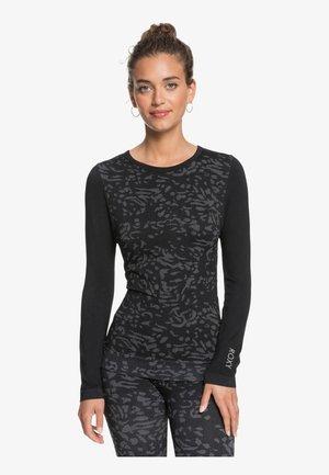 Unterhemd/-shirt - anthracite