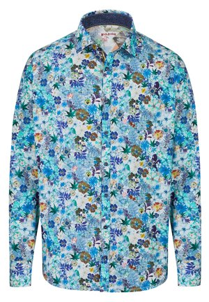 RICH FRIDAY HEMD LANGARM - Shirt - blau