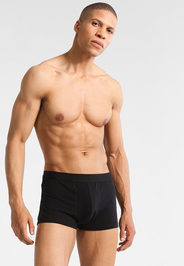 Zalando Essentials - 3 PACK - Pants - black