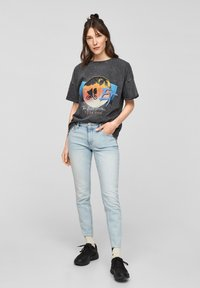 QS by s.Oliver - Jeans Skinny Fit - light blue - 1