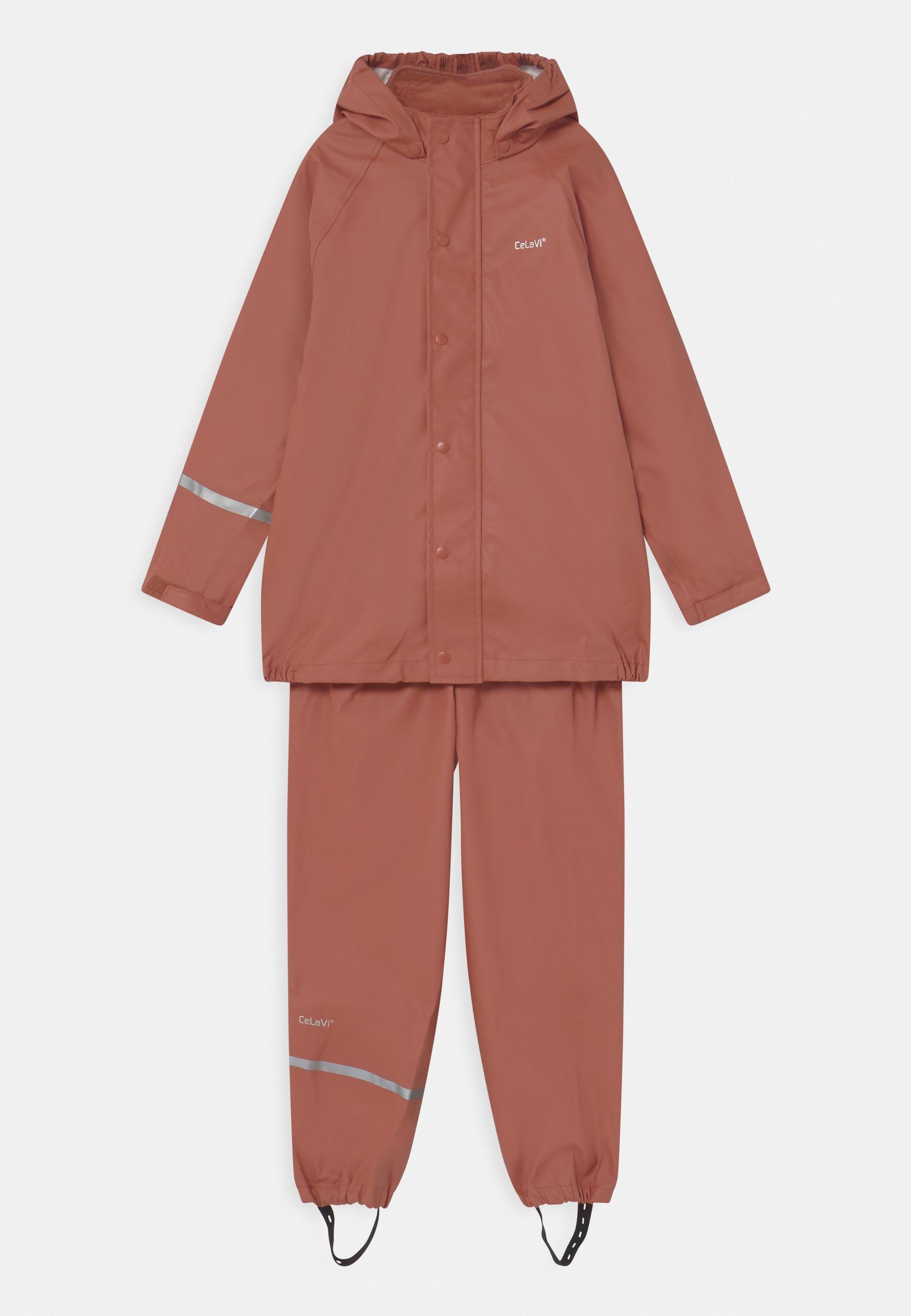 Kinder BASIC RAINWEAR SET UNISEX - Regenjacke / wasserabweisende Jacke
