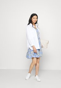 GAP - CAMI DRESS - Day dress - blue - 1