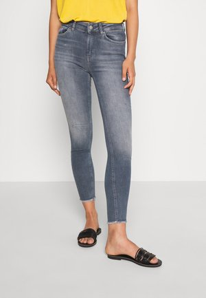 ONLBLUSH LIFE  - Jeansy Skinny Fit - special blue grey denim