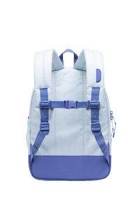 Herschel - School bag - ballad blue pastel crosshatch/candy pink/dusted peri - 1