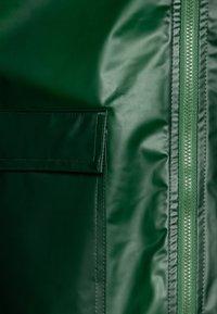 J.CREW - Waterproof jacket - rainforest green - 2