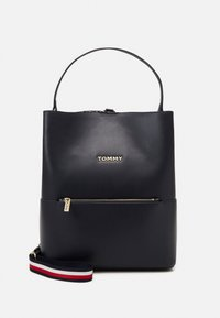 Tommy Hilfiger - ICONIC BACKPACK - Rucksack - blue - 1