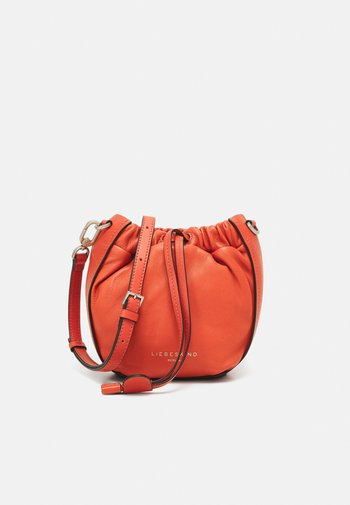 BUCKET BAG XS - Across body bag - oxy fire