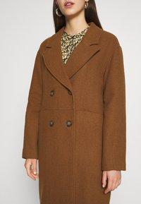 mbyM - PAVIELLE - Classic coat - pecan - 6