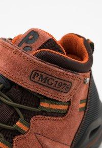 Primigi - UNISEX - Lace-up ankle boots - nero/testa di moro - 5