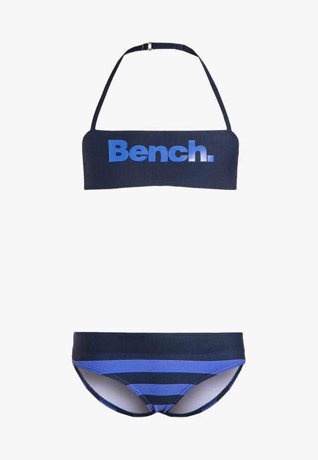 Bikinit - navy/blue