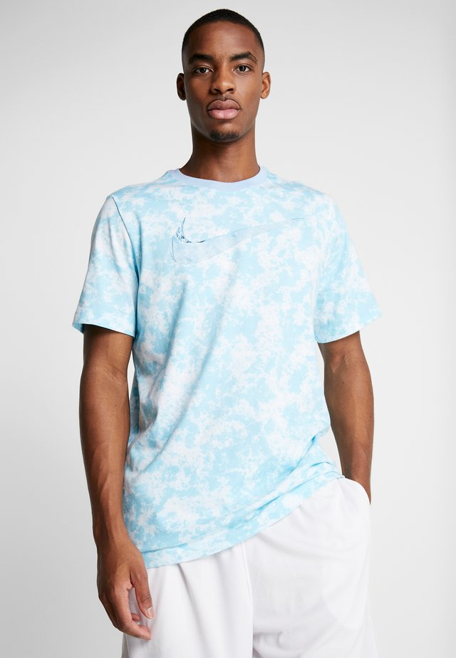 DRY TEE ICE - T-shirt print - turquoise