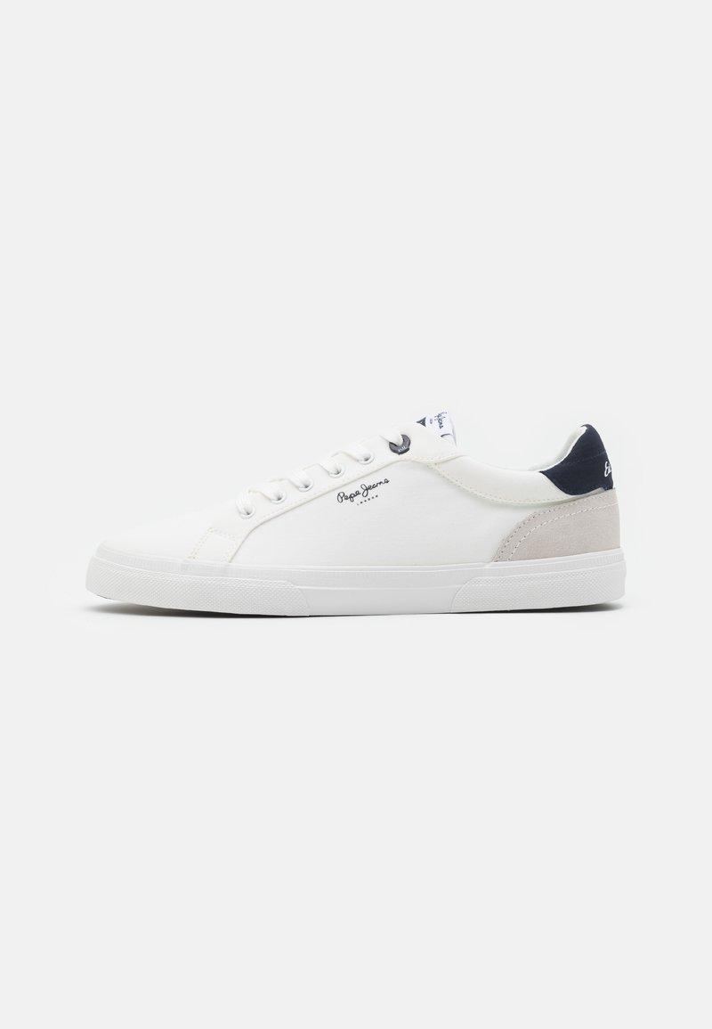 Pepe Jeans - KENTON CLASSIC - Trainers - white