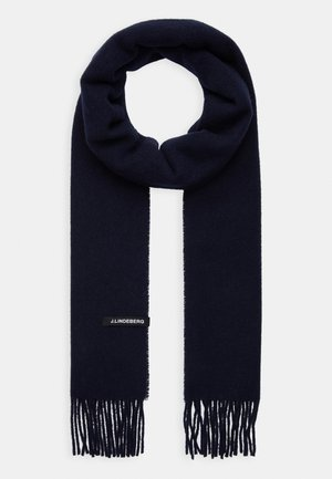 CHAMP SOLID SCARF - Scarf - navy