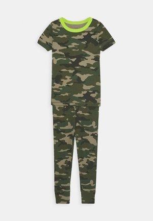 BOY CAMO - Pyjama set - green