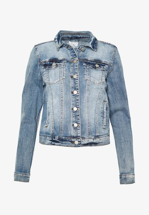 VISHOW - Denim jacket - medium blue denim