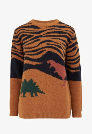 SWEATER LAVERNE LOST DINOSAURS - Strickpullover - multi