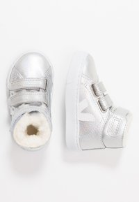 Veja - SMALL ESPLAR MID  - High-top trainers - unicorn white/white - 0