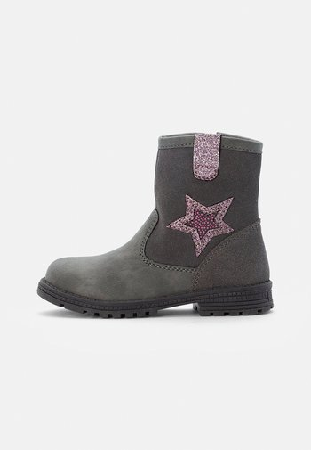 BOOTIES - Classic ankle boots - grey